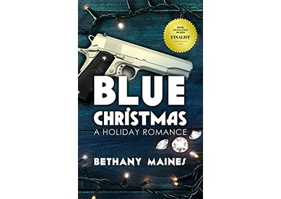 Blue Christmas by Bethany Maines