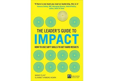 The Leader's Guide to Impact by Elisabet Hearn and Mandy Flint