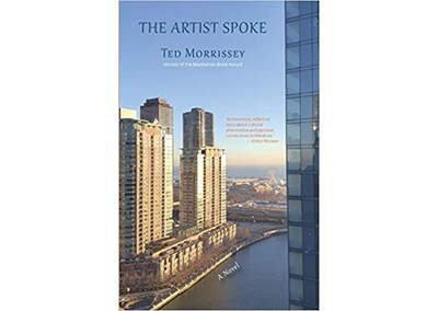 The Artist Spoke by Ted Morrissey