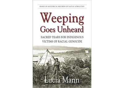 Weeping Goes Unheard by Lucia Mann